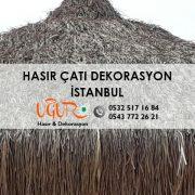 İstanbul Hasır Çatı Dekorasyon